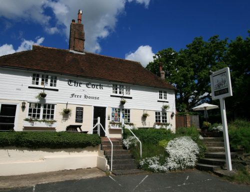 The Cock Inn: New Opening Times