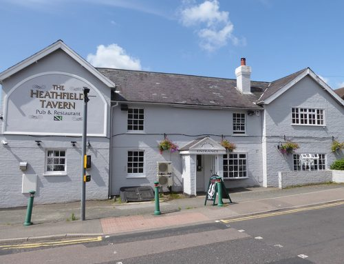 Heathfield Tavern: New Opening Times